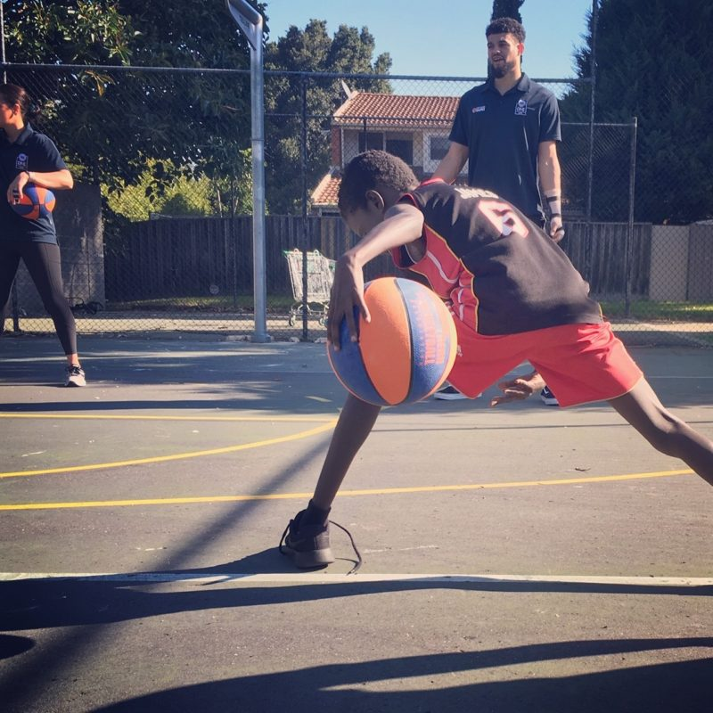 NBL1 Sabres in the local community